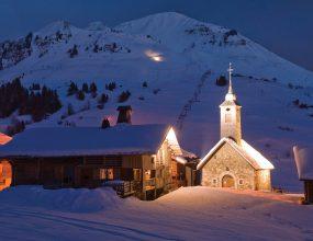 Domaine skiable du Massif des Aravis