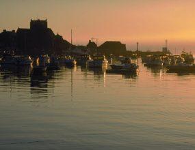 Les plus beaux villages de France – Barfleur dans la Manche