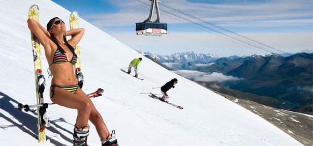 Où faire du ski cet été – Rendez-vous au sommet des pistes