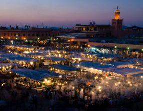 Profiter de la splendeur de Marrakech au cours d'un séjour de luxe