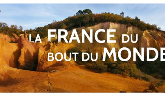 Découverte de la France du bout du monde
