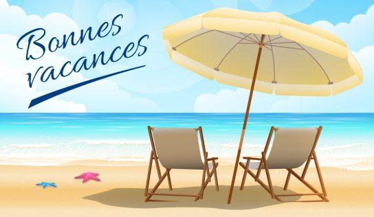 Vacances d'été – Réserver sans engager de frais