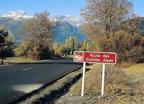 La RGA un itinéraire de cluse à Saint Paul de Vence
