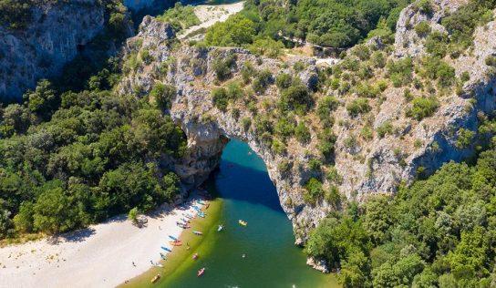 Découvrez l'Ardèche, son patrimoine et visitez les grands sites touristiques