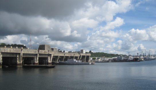 La Base navale de Brest se visite tout l'été