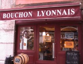 Le Top des Bouchons Lyonnais
