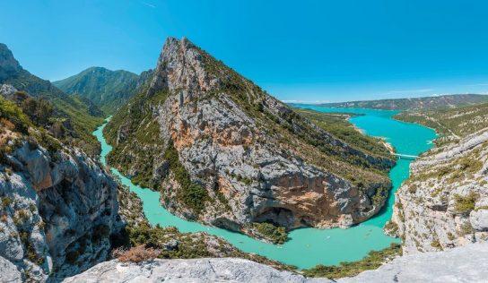 La route idéale pour admirer les Gorges du Verdon
