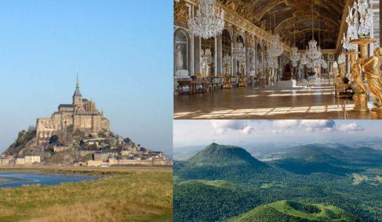 Visitez la France grace au Guide du Patrimoine en France