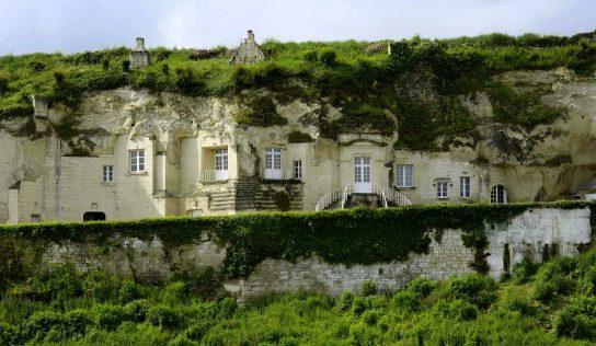 Sites troglodytiques en Maine-et-Loire