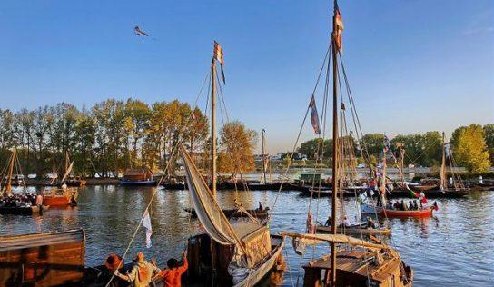 Bateau sur la Loire : 5 balades étonnantes en Pays de la Loire