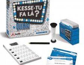 Jeux de société québécois, parfaits pour offrir ou se divertir pendant les Fêtes!