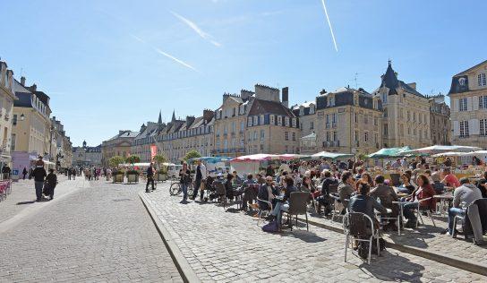 """La Ville de Caen obtient le label """"Station de tourisme"""" par l'État"""