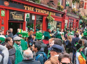 Fêtez la Saint-Patrick avec une soirée dans un pub irlandais