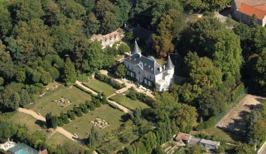le legs du château de Jean-Claude Brialy à la mairie de Meaux