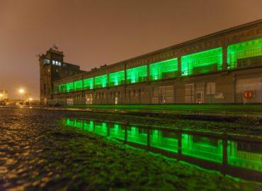 Cherbourg 1er port Français d'accueil pour l'Irlande  se met au vert pour la Saint-Patrick