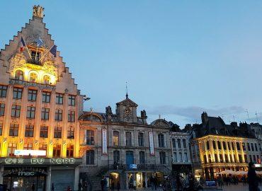 Lille bientôt la ville star pour les touristes chinois en Europe ?
