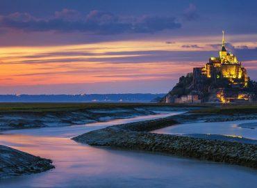 Au sommet du Mont-Saint-Michel, un concert électro suivi par des internautes du monde entier