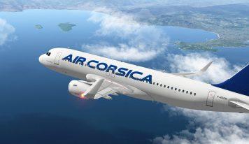 Plusieurs centaines de nouvelles réservations sur le site d'Air Corsica