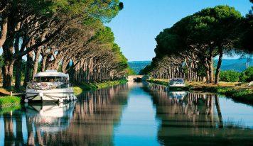 A la découverte de la navigation sur le canal du Midi