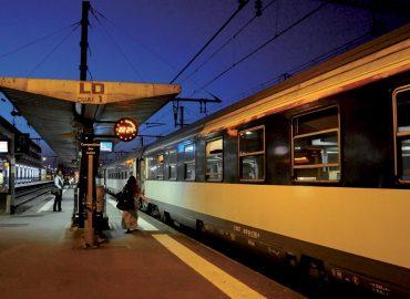 La SNCF relance le train de nuit avec le Paris Nice