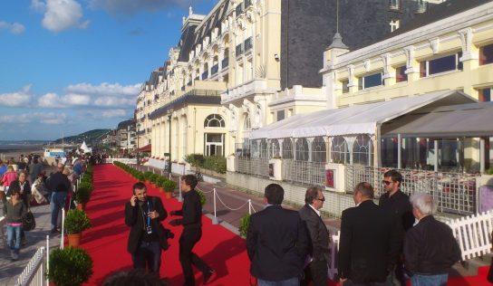 Participez aux journées romantiques en VIP au Festival du film de Cabourg