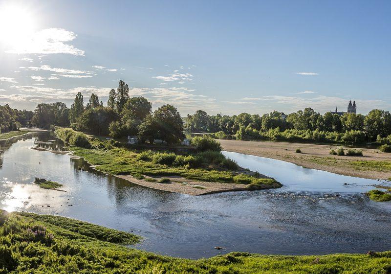 La Vallée de la Loire : châteaux, jardins, vélo, vins, une région à découvrir