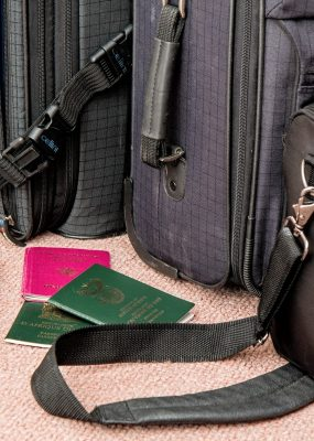 Les bagages et les affaires à emmener pour partir au Brésil