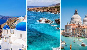 30 destinations de voyage en France et à l'étranger