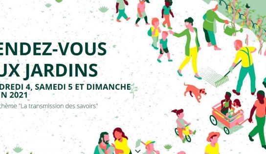 """C'est le retour des """"Rendez-vous aux Jardins"""" les 4, 5 et 6 juin. En Dordogne"""