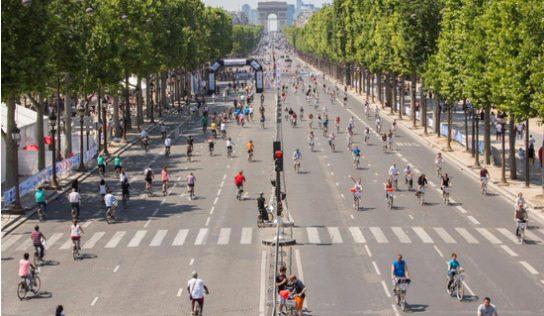 Dimanche 19 septembre 2021 sera une journée sans voiture à Paris