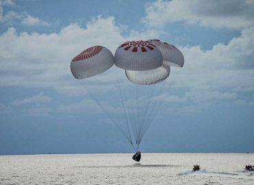 les touristes spatiaux de retour sur Terre après trois jours dans l'espace